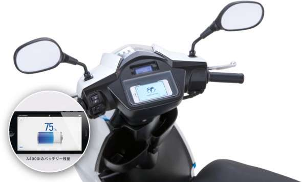 Smartphone-Controlled Scooters