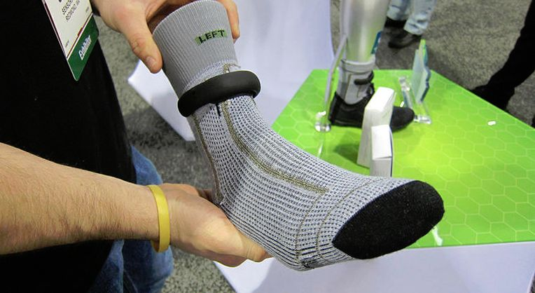 Fitness-Optimized Socks