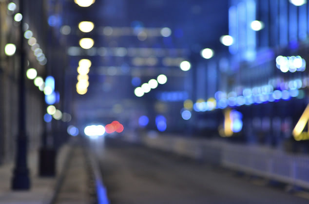 Intelligent City Lighting