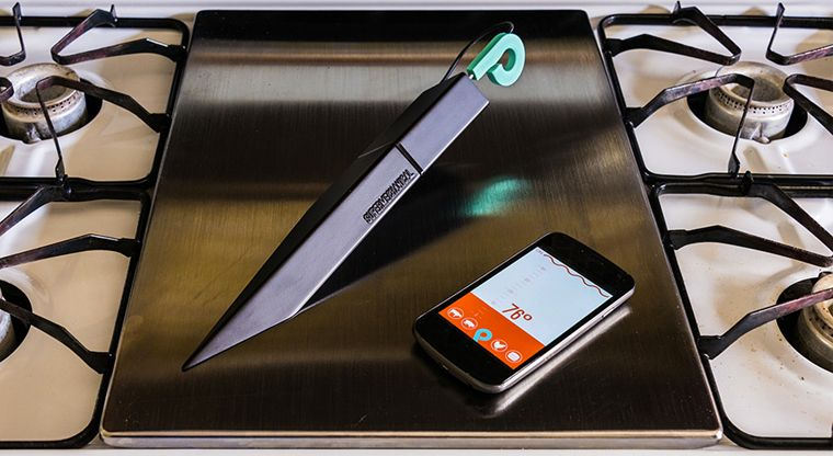Smart Thermometer Docks