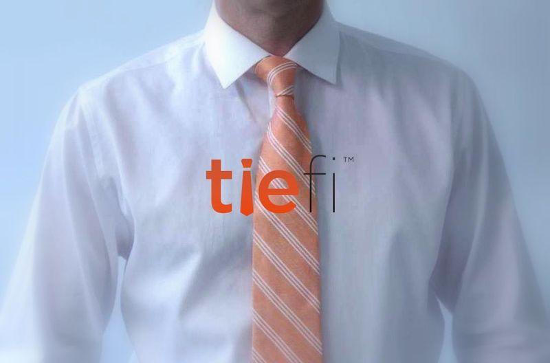 WiFi-Enabled Neckties