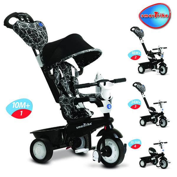 Transformative Stroller-Trikes