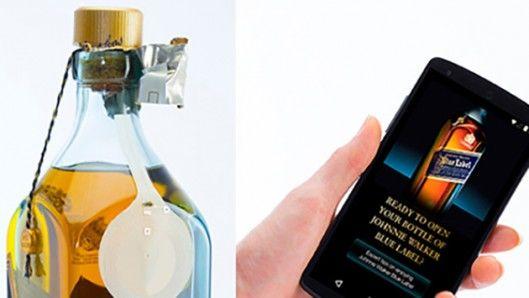 Smart Whiskey Bottles