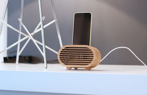 Bamboo Smartphone Amplifiers
