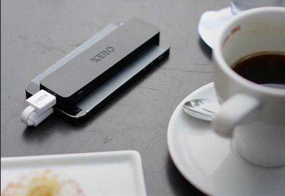 Adhesive Smartphone External Batteries