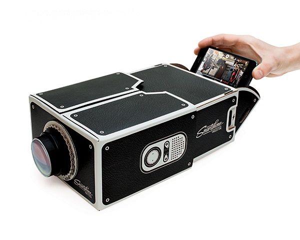 Affordable Smartphone Projectors
