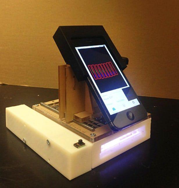 Cancer-Spotting Smartphone Sensors