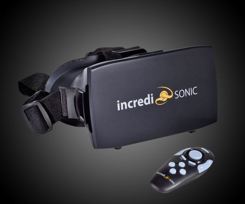 Remote Control Virtual Glasses