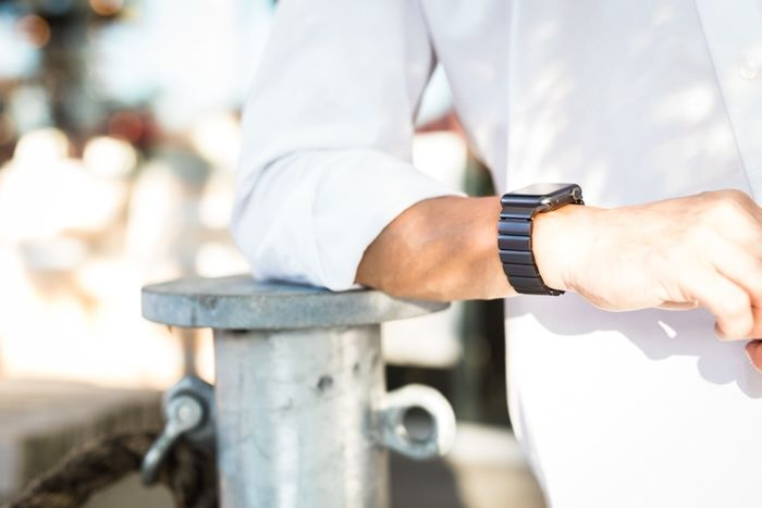 Stylish Aluminum Smartwatch Bands