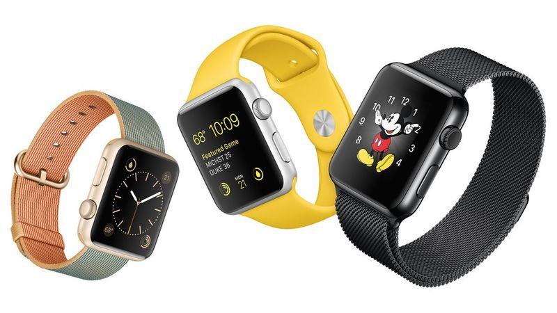 Woven Nylon Smartwatch Bands