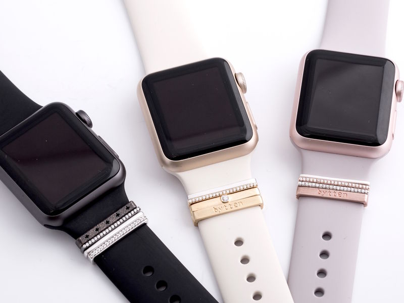 Bejeweled Smartwatch Accessories