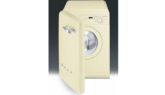 Smeg 50's Retro Style washing machine