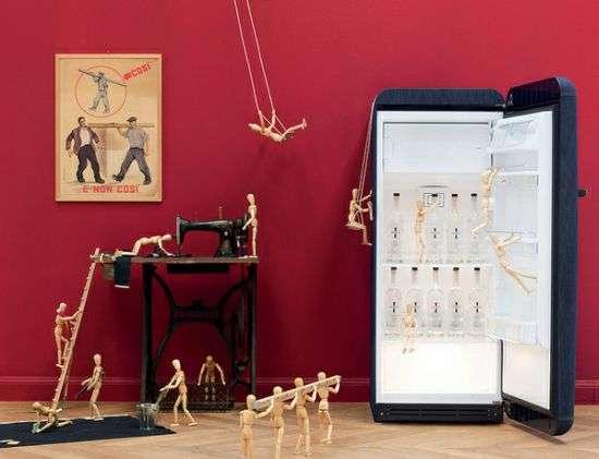 Denim Kitchen Appliances