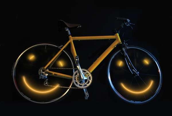 Smiling Bicycles