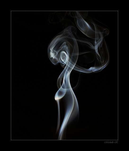 Smoke from Michelle R