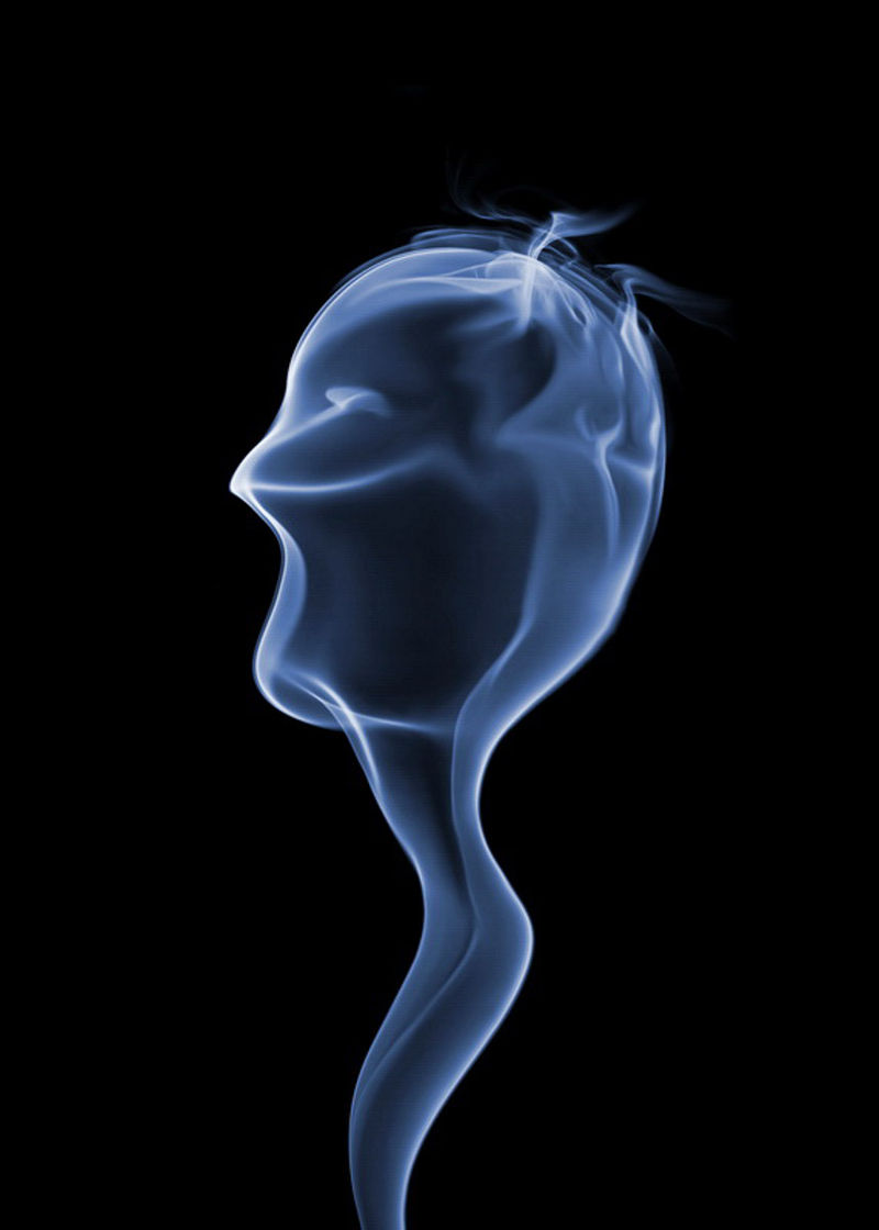 Surreal Smoke Photography