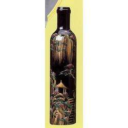 Wine Bottle Incense Burners