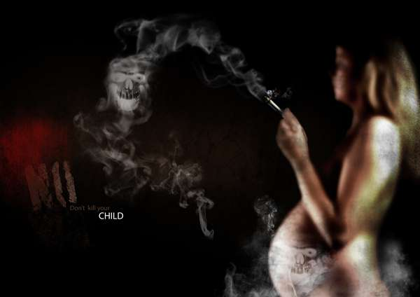 Smoking Kill by Khalil Damak