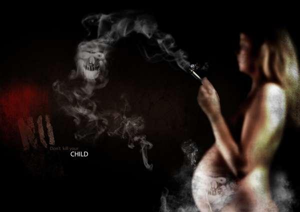 Sinister Anti-Smoking Campaigns