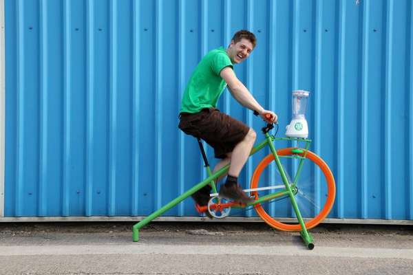 smoothie bike hire