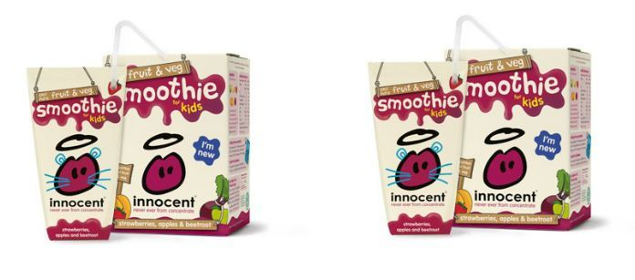 Smoothie Juice Boxes