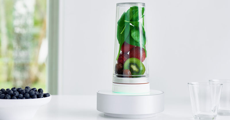 Ultra-Quiet Magnetic Blenders