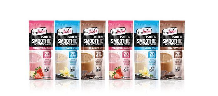 Powdered Yogurt Protein Smoothies