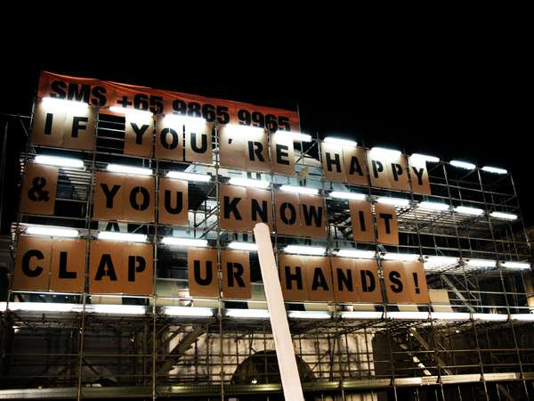 Text-Savvy Billboards