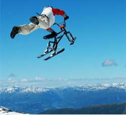 SMX the BMX for Snow