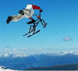 SMX the BMX for Snow
