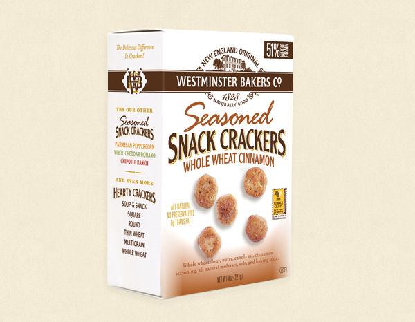 Cinnamon Snack Crackers