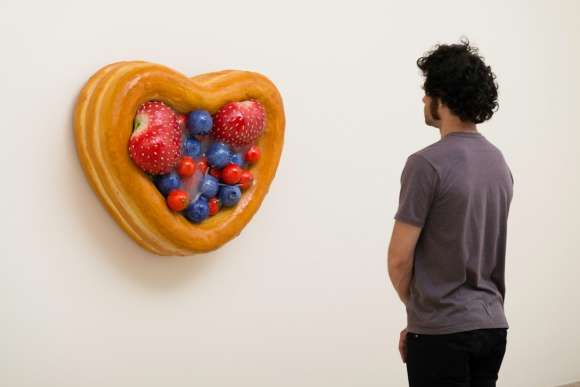 Gigantic Snack Food Installations