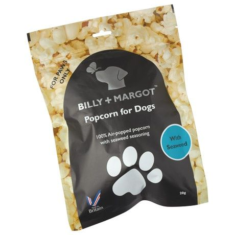 Pet-Friendly Popcorn Treats