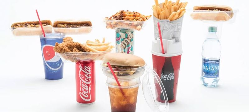 Drink-Topping Snack Packs