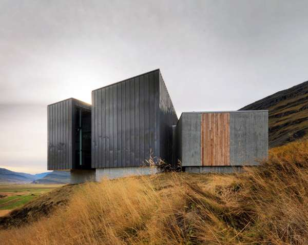Glacial Eco Buildings