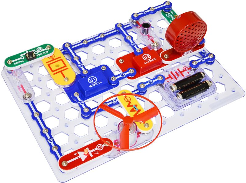 Kid-Friendly Electronic Kits