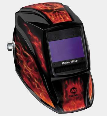 Graphic Welding Helmets