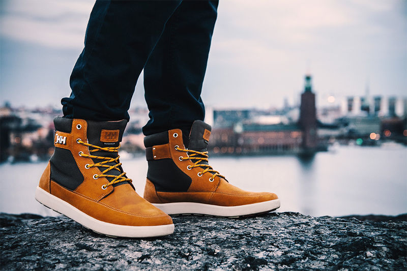 Sneaker-Inspired Hiking Boots
