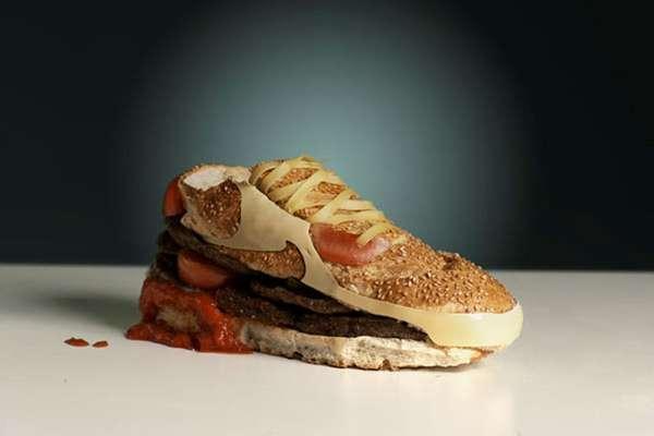 Sneaker Burgers