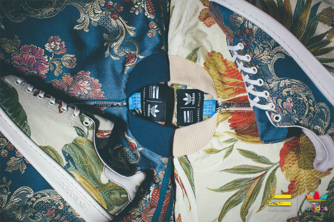 Sophisticated Embroidered Sneakers