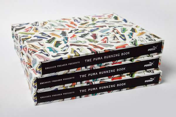Sneaker Freaker x PUMA 'The Running Book'