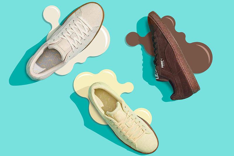 Athletic Ice Cream Footwear