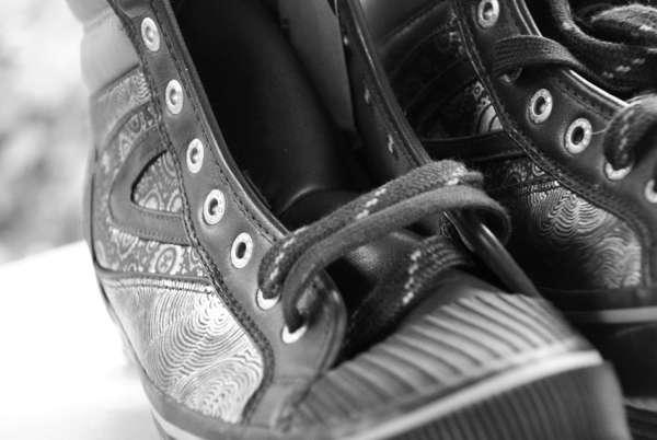 Tree-Inspired Sneakers