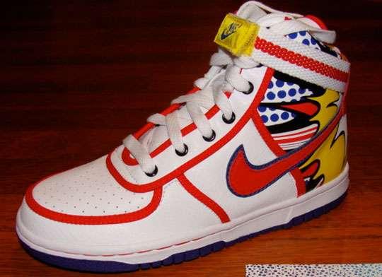 5 Vibrant Sneaker Designs