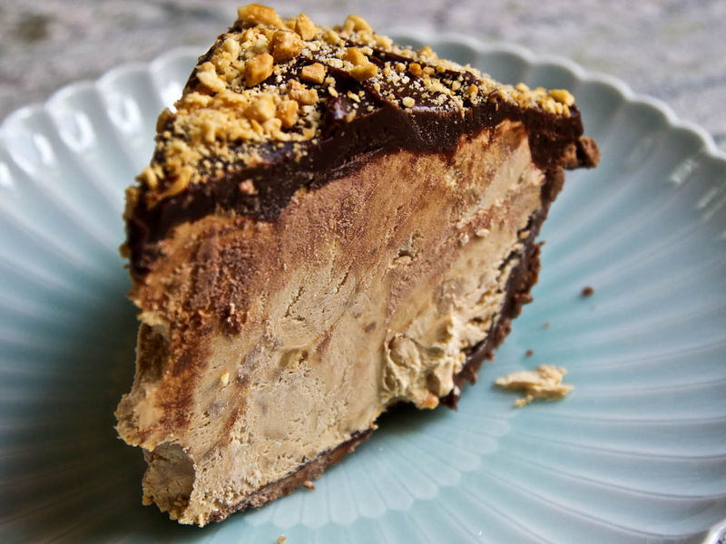 Chocolate Bar Pies