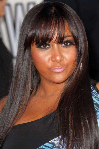 Diva Bang Hairstyles Snooki S Bangs
