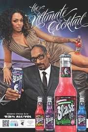Fruity Alcoholic Soda