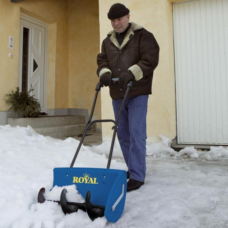Powerless Snow Blowers