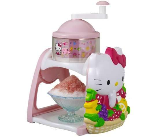 Kitty Inspired Cone Makers Snow Cone Machine