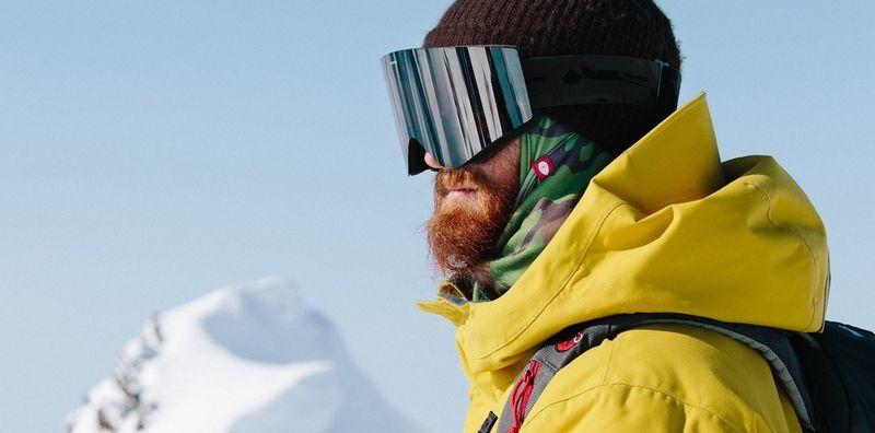 UV Protection Snow Goggles